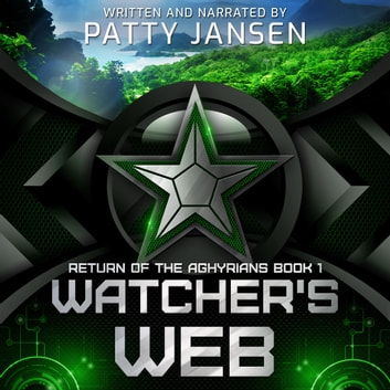 Watcher's Web audiolibro by Patty Jansen