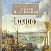 London - The Novel audiobook by Edward Rutherfurd
