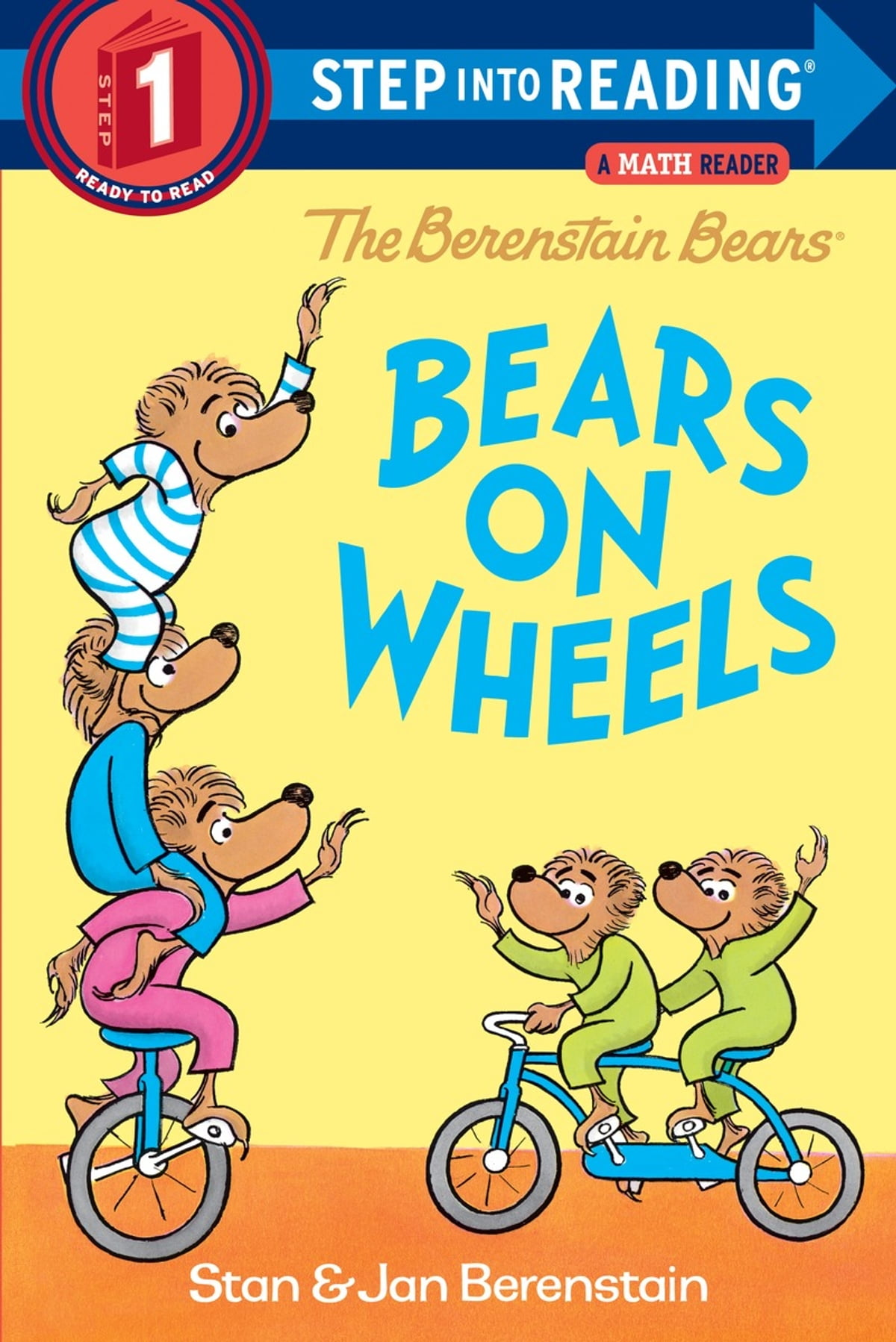 The berenstain bears bears on wheels ebook by stan berenstain the berenstain bears bears on wheels ebook by stan berenstain 9780385391375 rakuten kobo fandeluxe Ebook collections