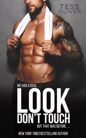 Look Don't Touch ebook by Tess Oliver