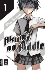 Akuma no Riddle 01 ebook by Sunao Minakata,Yun Kouga,Ai Aoki