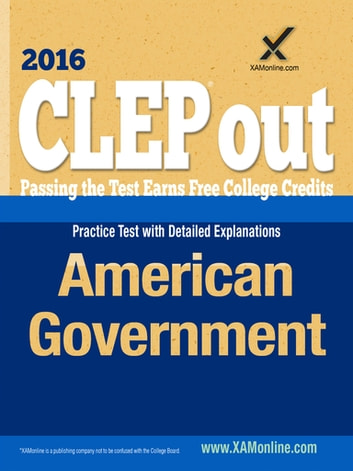Clep American Government Ebook By Sharon A Wynne 9781607875130 Rakuten Kobo United States