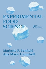 Experimental Food Science ebook by Steve Taylor,Marjorie P. Penfield,Ada Marie Campbell