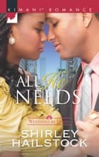 All He Needs ebook by Shirley Hailstock
