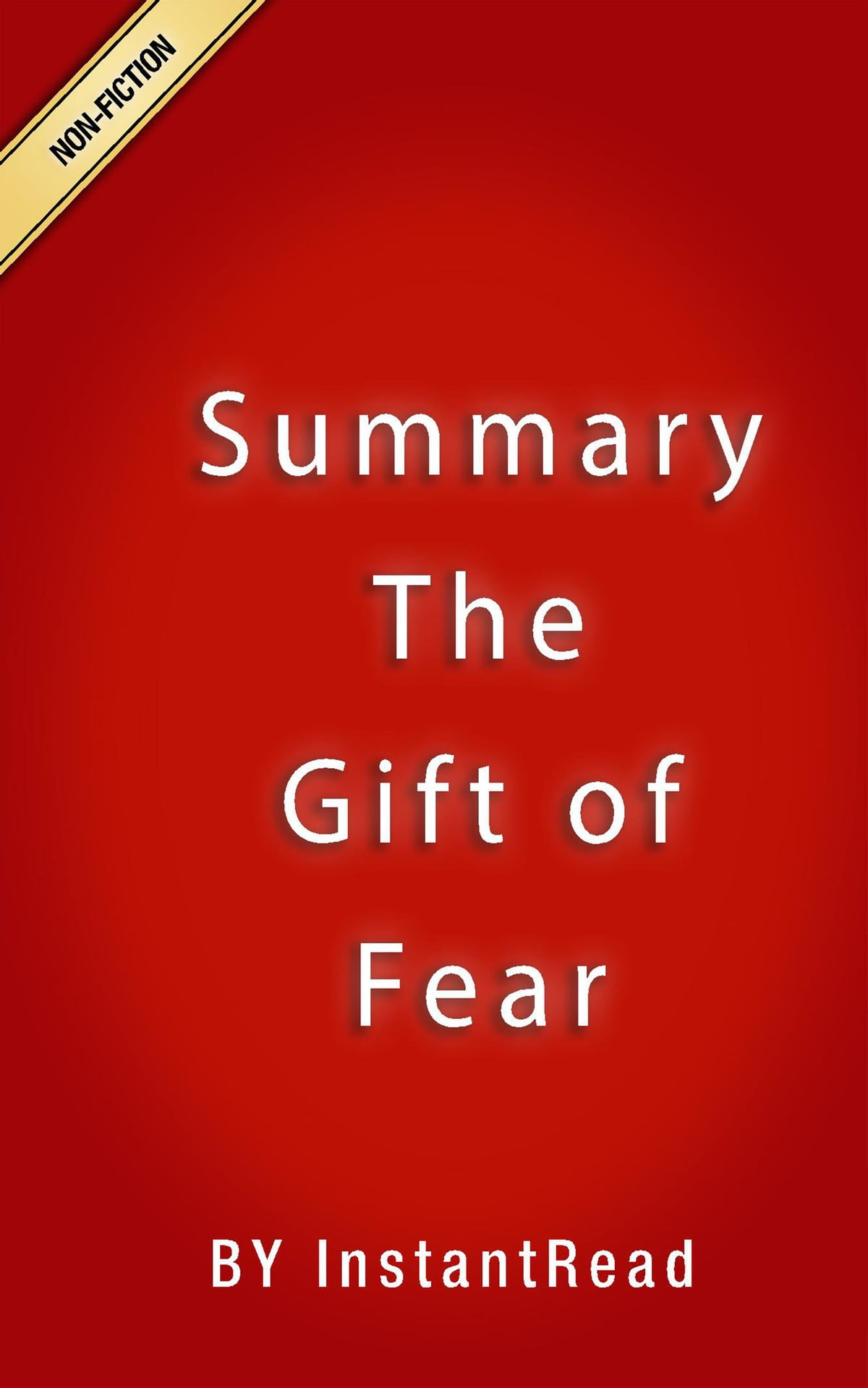 De becker fear gavin the pdf of gift