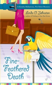 Fine-Feathered Death ebook by Linda O. Johnston