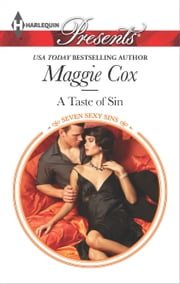 A Taste of Sin ebook by Maggie Cox