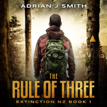 The Rule of Three audiobook by Adrian J. Smith