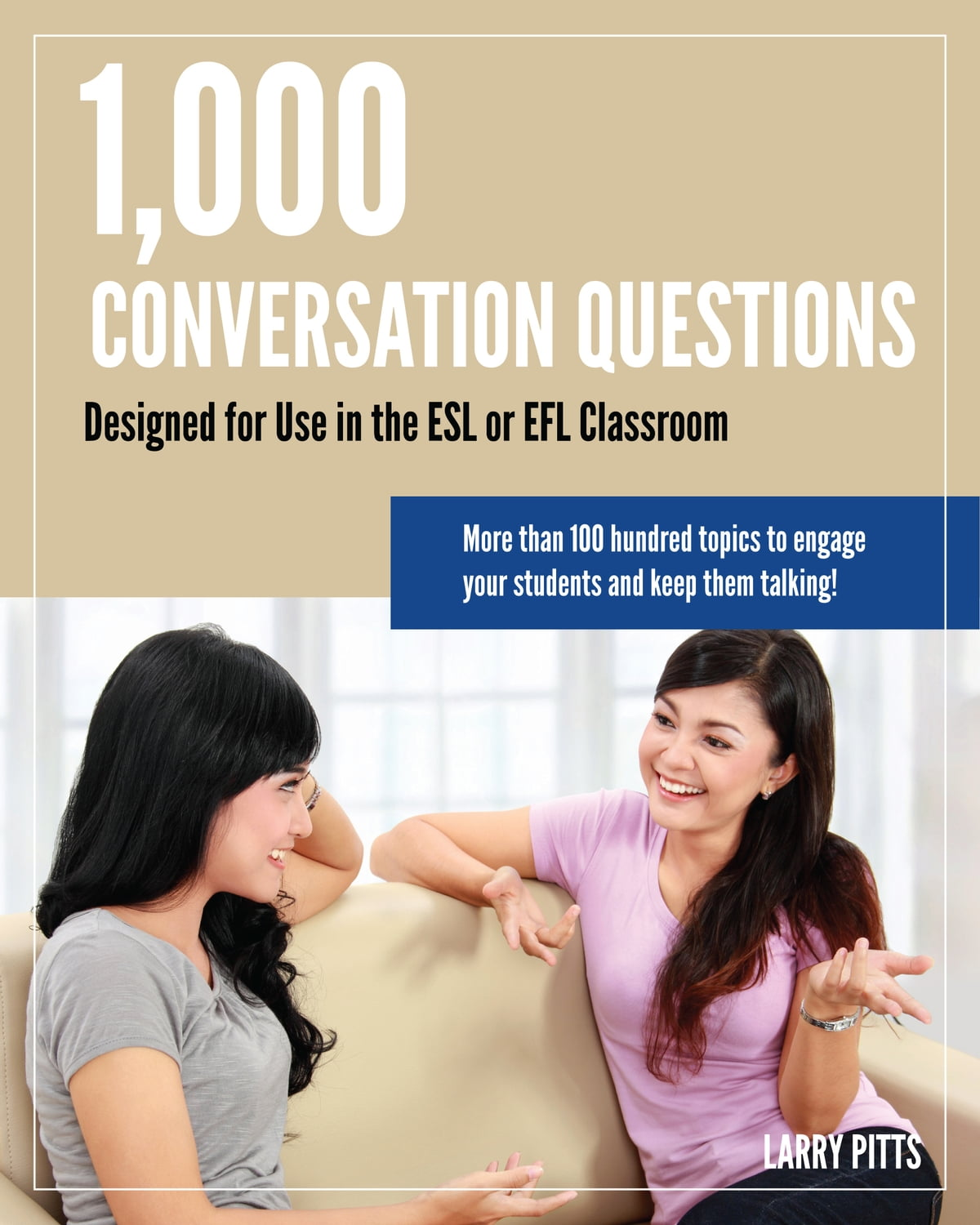 1,000 Conversation Questions: Designed for Use in the ESL or EFL Classroom  eBook by Larry Pitts - 9781942116004 | Rakuten Kobo