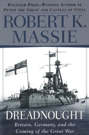 Dreadnought ebook by Robert K. Massie