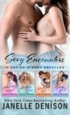 Sexy Encounters #1 (A Set of Four Sexy Novellas) ebook by Janelle Denison