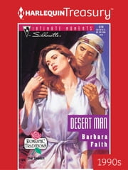 Desert Man ebook by Barbara Faith