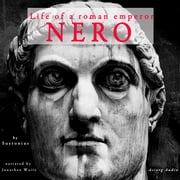 Nero, life of a roman emperor Audiolibro by Suetonius