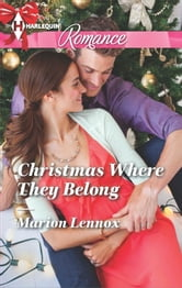 Christmas Where They Belong ebook by Marion Lennox