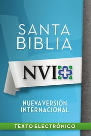 NVI Santa Biblia ebook by Kobo.Web.Store.Products.Fields.ContributorFieldViewModel