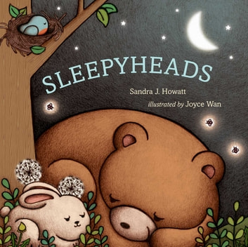 Sleepyheads - With Audio Recording ebook by Sandra J. Howatt