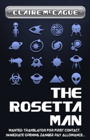 The Rosetta Man ebook by Claire McCague