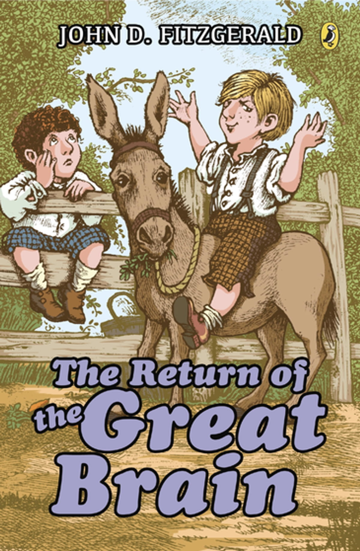 Ebook The Return Of The Great Brain The Great Brain 6 By John D Fitzgerald