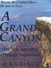 A Grand Canyon, One Man's Journey through Depression ebook by Ken La Salle
