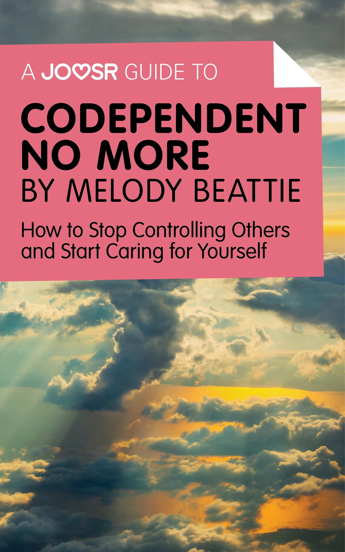Codependent No More By Melody Beattie Pdf