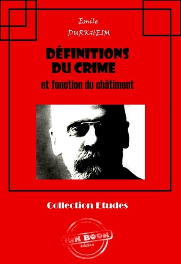 emile durkheim crime essay Essay about summary of durkheim's sociological theory emile durkheim is one of the major leaders in the delineation of sociology durkheim set out on a mission to define how sociology should be considered and how the method of sociology should be used.