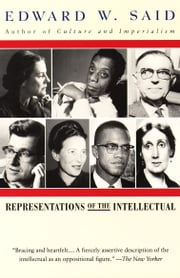 Representations of the Intellectual ebook by Edward W. Said