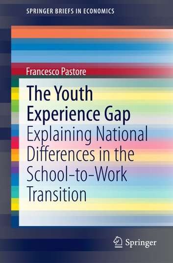 The Youth Experience Gap - Explaining National Differences in the School-to-Work Transition ebook by Francesco Pastore