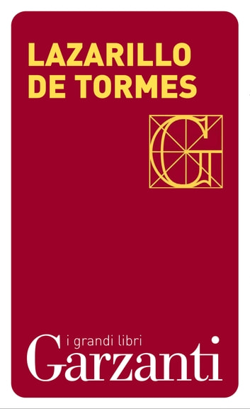 Lazarillo de Tormes ebook by Anonimo