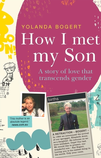 How I Met My Son ebook by Yolanda Bogert