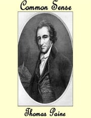 Common Sense ebook by Thomas Paine