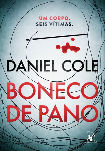 Boneco de pano ebook by Daniel Cole