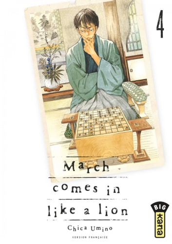 March comes in like a lion - Tome 4 eBook by Umino Chica,Umino Chica