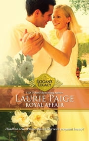 Royal Affair ebook by Laurie Paige