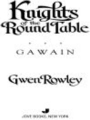 Knights of the Round Table: Gawain ebook by Gwen Rowley