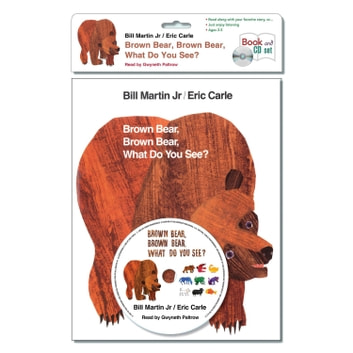 Brown Bear, Brown Bear, What Do You See? audiobook by Bill Martin Jr.
