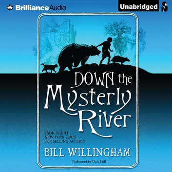 Down the Mysterly River audiobook by Bill Willingham