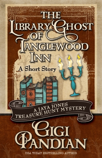 THE LIBRARY GHOST OF TANGLEWOOD INN ebook by Gigi Pandian