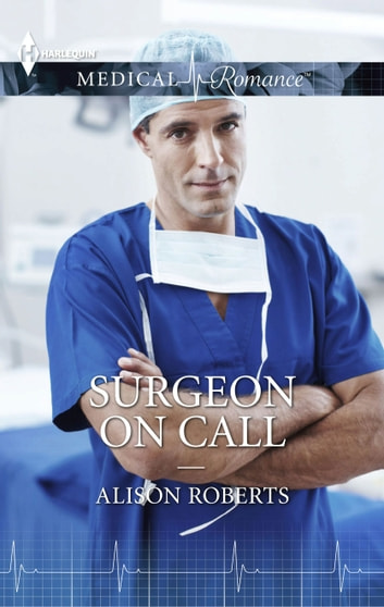 Surgeon On Call ebook by Alison Roberts