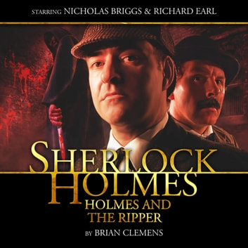 Holmes and the Ripper audiobook by Brian Clemens