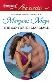 The Santorini Marriage ebook by Margaret Mayo
