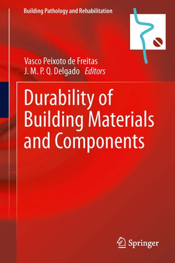 Durability of Building Materials and Components eBook by