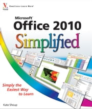 Office 2010 Simplified ebook by Kate Shoup