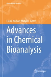 Advances in Chemical Bioanalysis ebook by