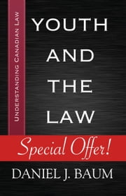 Youth and the Law ebook by Kobo.Web.Store.Products.Fields.ContributorFieldViewModel