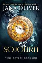 Sojourn ebook by Jana Oliver