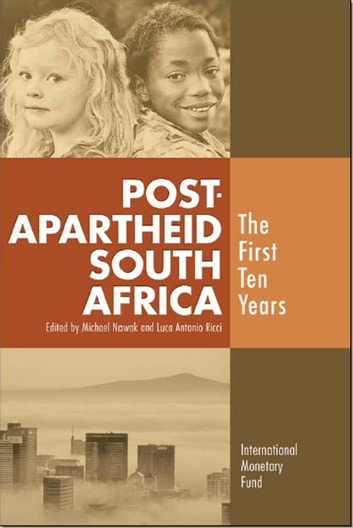 Post-Apartheid South Africa: The First Ten Years ebook by M. Mr. Nowak,Luca Mr. Ricci