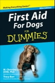 First Aid For Dogs For Dummies®, Mini Edition