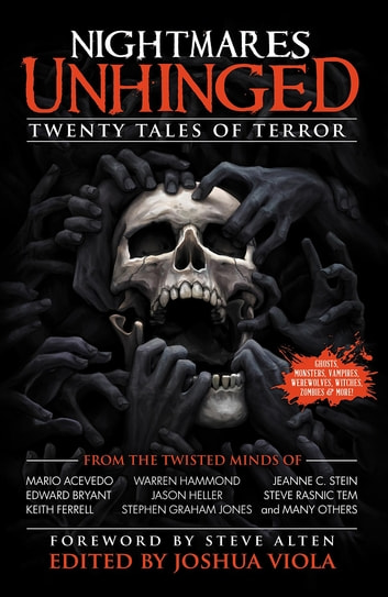 Nightmares Unhinged - Twenty Tales of Terror ebook by Joshua Viola