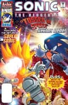 "Sonic the Hedgehog #126 ebook by Benny Lee,Karl Bollers,Mike Gallagher,Steven Butler,Dave Manak,Jim Amash,Aimee & Josh Ray,Patrick ""SPAZ"" Spaziante,Nelson Ribeiro"