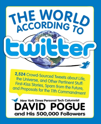 World According to Twitter ebook by David Pogue